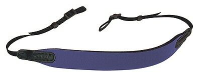 Optech E-Z Comfort Strap In Navy Blue  - NEW UK STOCK