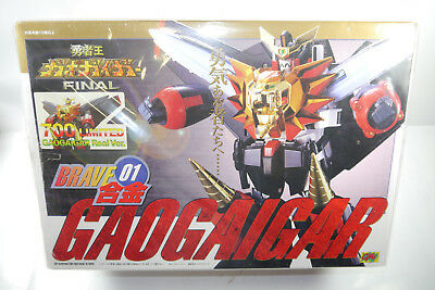BRAVE KING GAOGAIGAR Final-Genesic Gaogaigar D-Style Actionfigur ca.19cm (MF5)