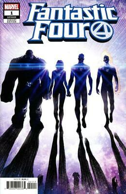 FANTASTIC FOUR #1 PICHELLI 1:10 TEASER VARIANT New Bagged & Boarded Secure Box