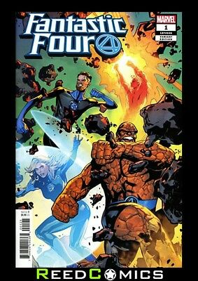 FANTASTIC FOUR #1 LUPACCHINO 1:25 VARIANT New Bagged & Boarded Sent Secure Box