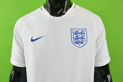 Nike England Home Shirt Football WORLD CUP 2018-19 Jersey SIZE L (adults)