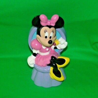 Disney Minnie Mouse Plastic Coin Piggy Bank Just Toys