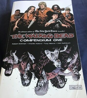 The Walking Dead Compendium One. Issues 1-48.