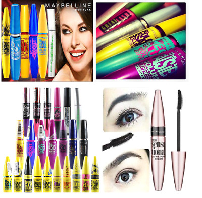Maybelline Mascara Waterproof Option Available | The Colossal, The Rocket, etc