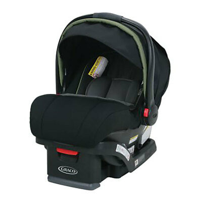 Graco SnugRide SnugLock 35 XT Easy Install Adjustable Infant Car Seat, Emory