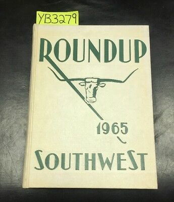 1952 Southwest High School Yearbook St Louis Missouri The Roundup