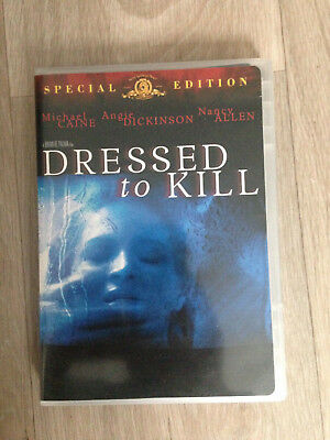 dvd zone 1 Dressed to Kill (Pulsions) unrated version