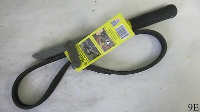 Round Wrench Heavy Duty Strap Wrench Steel Handle 32 Inch Strap RWHS1232