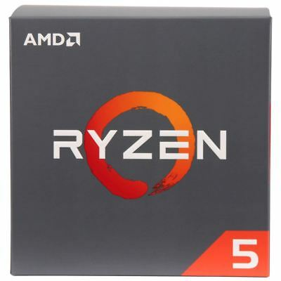 AMD Ryzen 5 2600 Processor with Wraith Stealth Cooler NEW