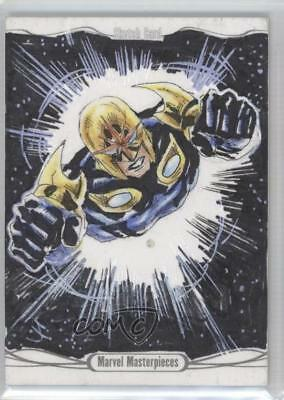 2016 Upper Deck Marvel Masterpieces Legacy Sketch Cards #ZZ5F8 JC Fabul 1/1 5t2