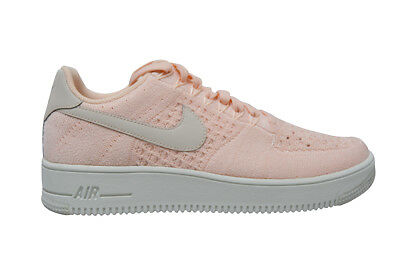 MEN'S NIKE AIR Force 1 Ultra Flyknit Low 'String' Reflective