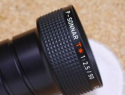 Carl Zeiss P-Sonnar T* 2,5/90mm projection lens