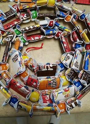 M&M Candy Garland...84 Inches...NEW...FREE SHIPPING!