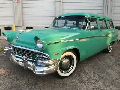 1956 Ford Country Sedan  Ford Country Sedan - RESTORED