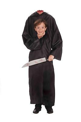 Headless Boy Horseman Child Costume