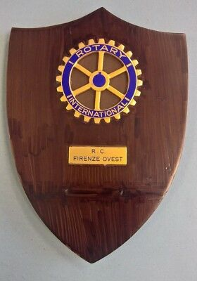 Crest Rotary International R.c. Firenze