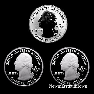 2018 S Block Island Mint Reverse Silver Clad Proof National Park from Proof Set