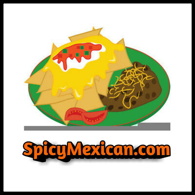 SpicyMexican.com PREMIUM Spicy Mexican Food/Restaurant/Bar/Brand DOMAIN NAME $$