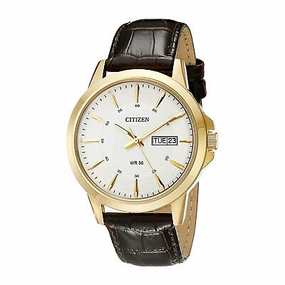 NEW Citizen Dress Men's Quartz Watch - BF2018-01A