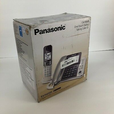 Panasonic KX-TGF350N Digital Corded / Cordless Answering System Handset Landline
