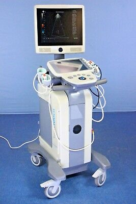 Ultrasonix Sonix Touch 4-D 4D Ultrasound with 3 Transducers and Warranty