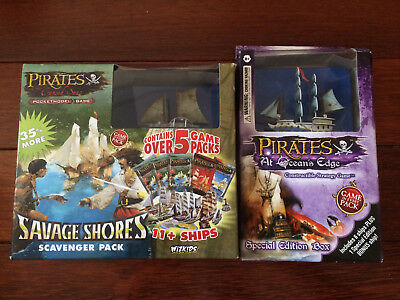 Pirates CSG Savage Shores and At Ocean's Edge Lot
