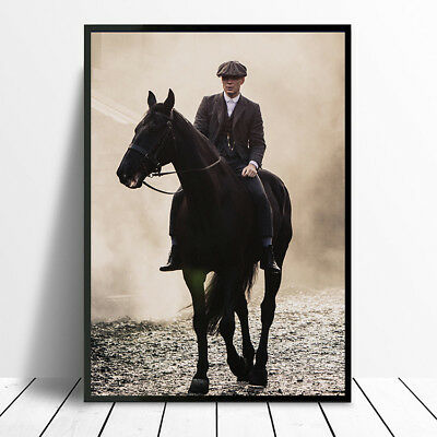 Peaky Blinders Cillian Murphy Poster  A4 A3 Print Wall Art Photo