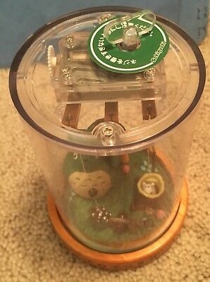 Damaged Studio Ghibli Music Box My Neighbor Totoro Ayatsuri Orgel Broken String
