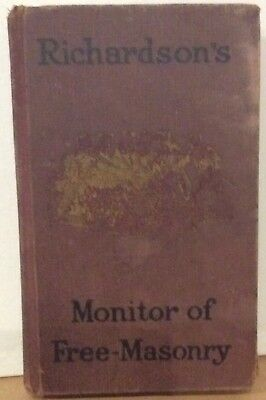 Monitor of Free-Masonry