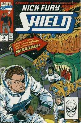 Nick Fury: Agent of SHIELD (1989 series) #17 in NM + condition. Marvel comics