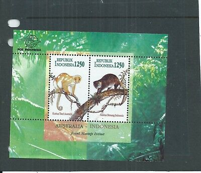 Indonesia 1996. International Stamp Exhibition. Mini Sheet. Mint.  As Per Scan