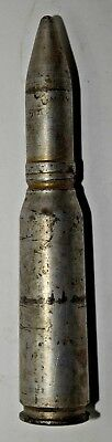 """Vintage 20 MM M5A Dummy Round Training Aid, 6 1/2"""" long;  FAST S&H"""