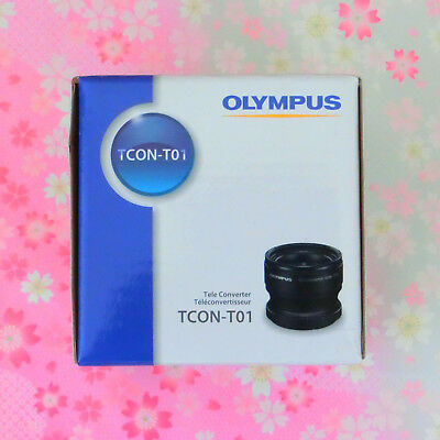 OLYMPUS☆Japan-Tele Converter Lens for TG1/2/3/4 TCON-T01,Tracking