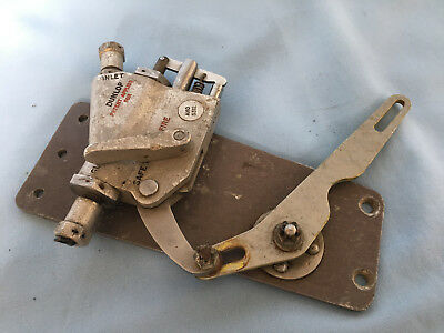 Spitfire Rare Dunlop Cocking Mechanism From Crach Spitfire R 6897 Mk1A Mkv