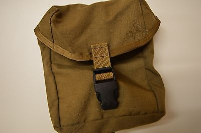 USGI USMC IFAK Coyote Individual First Aid Kit Utility Pouch ILBE