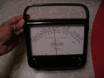 Vintage Model 388 Simpson Therm-O-Meter
