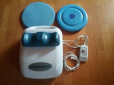 Chi Machine, Foot Massager, Dolphin DF-880