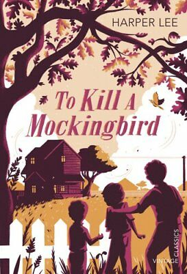 To Kill a Mockingbird By Harper Lee, (New Paperback Book), Free Shipping