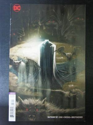 Batman #52 - October 2018 - DC Comic # 1E76