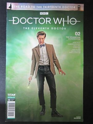 Doctor Who: The Eleventh Doctor #2 - September 2018 - Titan Comic # 1D74