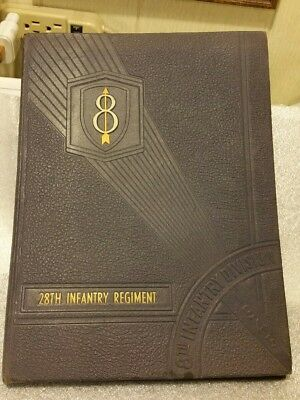 1945 28th Infantry Regiment Yearbook