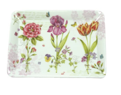 Small Tea Tray / Coffee Tray Available In Several Different Designs 22cm x 16cm