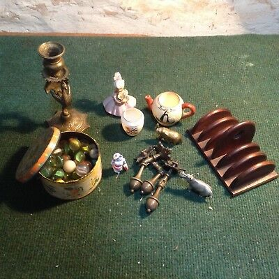 Antiques Collectables Job Lot