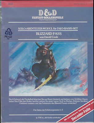 Dungeons & Dragons: Blizzard Pass (BS1)