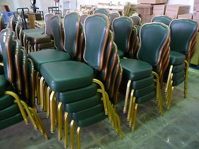 Commercial Restaurant Gasser Chairs, Stackable, Fine Dining LOCAL PICK UP ONLY