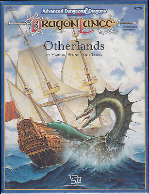 Advanced Dungeons & Dragons (2nd Ed.): DragonLance - Otherlands (DLR1)