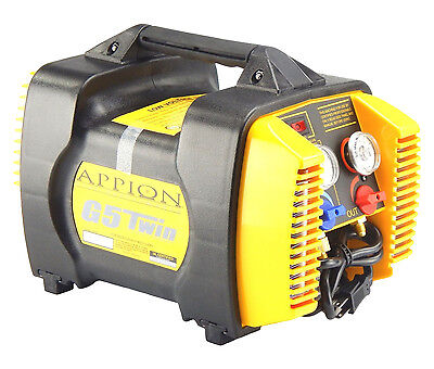 *BRAND NEW*  Appion G5TWIN G5 Twin Refrigerant Recovery System 115v