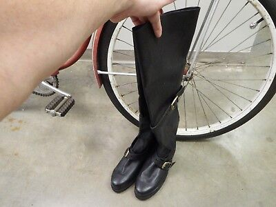 Womens Tall Boots Game of Thrones Renaissance Fair Never Worn Size 8 Medieval