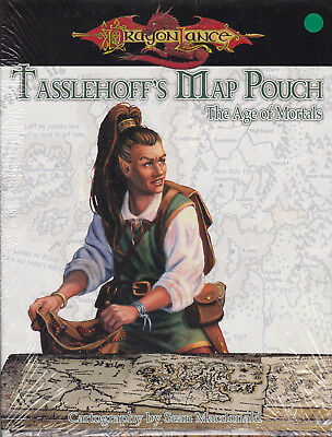 Dungeons & Dragons: DragonLance - Tasslehoff's Map Poch. The Age of Mortals