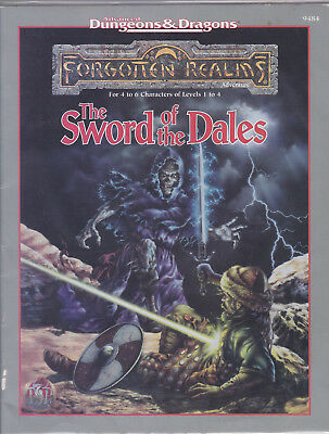 Advanced Dungeons & Dragons: Forgotten Realms - The Sword of the Dales